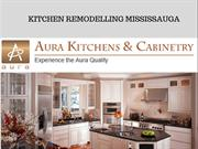 Kitchen Remodelling Mississauga