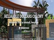 Reliaable Dollar Colony - Booked Your Dream Plots