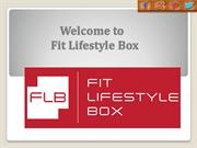 Fitness Subscription Box