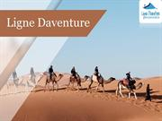 Experience the best morocco tours With Ligne d'Aventure