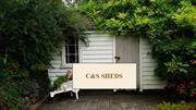 C&S Sheds - Ireland's leading Steel Garden Sheds