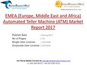 EMEA (Europe, Middle East and Africa) Automated Teller Machine (ATM) M