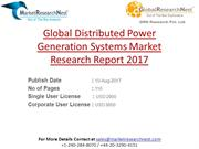 Global Distributed Power Generation Systems Market Research Report 201