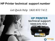 1800 870 7412 USA CANADA HELPLINE HP technical Support Number