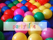 Partyme with Aladin - Birthday party decoration, planner Kochi, Kerala