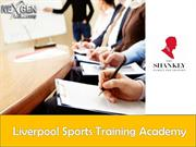 Best Football Academy In Liverpool By NexGen