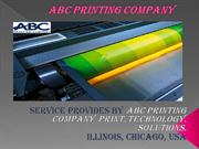 postcards printing Chicago