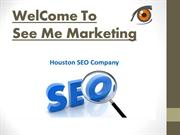 Leasing Houston SEO Company for Highest Website Ranking