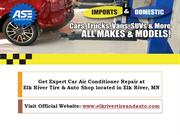Schedule your Car Air Conditioner Repair now Near Elk River MN