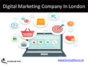 Digital Marketing Company In London