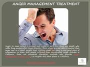 Anger Management Therapists Treatment in CA