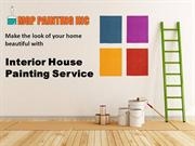 Interior house painting service - Give Best look of Your Home