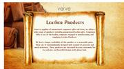 Promotional Leather Gifts | Corporate Business Gift