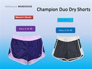 Champion duo dry shorts | champion sports briefs
