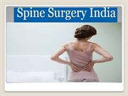 Endoscopic Spine Surgery in India at very attractive cost