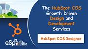 HubSpot COS Growth Driven Design and Development Services
