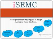 iSEMC - Video Wall Display Solutions