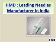Needle Manufacturer in India