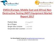 EMEA (Europe, Middle East and Africa) Non Destructive Testing (NDT) Eq