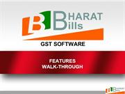 Bharat Bills GST Accounting Software in India