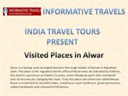Visited Places in Alwar