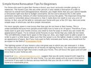 Simple Home Renovation Tips for Beginners
