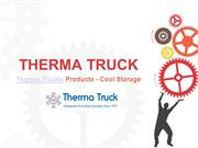 Therma Trucks Products - Cool Storage