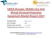 EMEA (Europe, Middle East And Africa) Personal Protective Equipment Ma