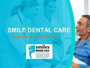 Smiles Dental care-Cosmetic Treatments
