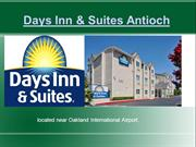 Oakland International Airport Hotels, Hotels in Antioch CA