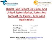 Digital Twin Report On Global And United States Market, Status And For