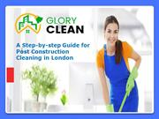 Glory Clean Cleaning Services