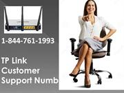 tp link router tech support phone number # 1-844-761-1993