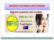 What are the steps to add Bigpond email to an iPad