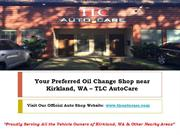 Wondering How Much Does an Oil Change Cost in Kirkland, WA?