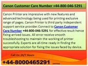 +44-8000465291 Canon Customer care Number UK