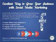 Excellent Way to Grow Your Audience with Social Media Marketing