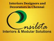 Interior Designers in Chennai , Interior Decorators in Chennai