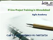 Join Agile Academy and boom your IT career with qualified training.