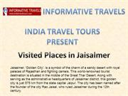 Visited Places in Jaisalmer