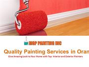 Quality Painting Services in Orange County, NY