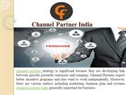 channel partner opportunities in india