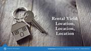 Buy To Let Rental Yield - Location Location