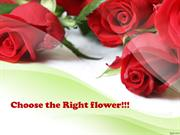 Choose the Right flower!!!