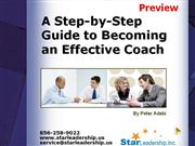 Coaching skills for managers Preview