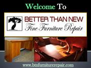 Furniture Refinishing Peoria | Better Than New