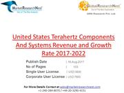 Terahertz Components And Systems Revenue and Growth Rate 2017-2022