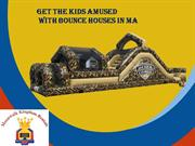 This is the best place to get the best bounce houses in rent!