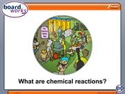 1 Chemical reactions