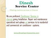 washing machine service in chennai
